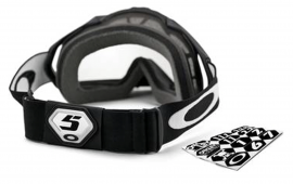 MX Goggles Number Plate Strap Wrap