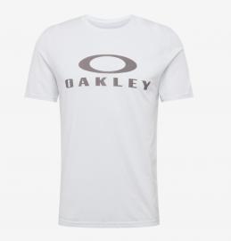 PÁNSKÉ TRIKO - OAKLEY O BARK TEE WHITE - 457130-100-XL
