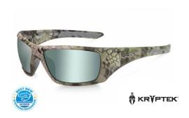 Wiley X NASH - Kryptek Altitude / Polarized - Platinum Flash - Smoke Grey - ACNAS12