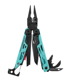 MULTITOOL - LEATHERMAN SIGNAL - AQUA BLUE - LTG 832733