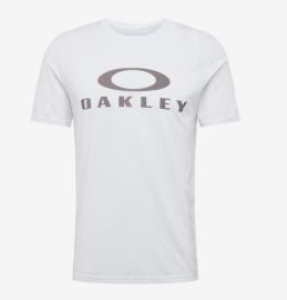 OAKLEY O BARK TEE WHITE - 457130-100-M