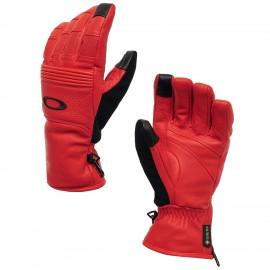 OAKLEY SILVERADO GORE-TEX GLOVE HIGH RISK RED L - 94321-43A-L