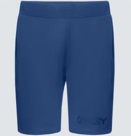 PÁNSKÉ FLEECOVÉ KRAŤASY - OAKLEY REVERSE FLEECE SHORT UNIVERSAL BLUE - FOA400453-6ZZ-XL