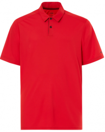 OAKLEY DIVISONAL POLO TEE RED LINE - 433690-465-M