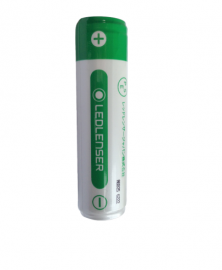 LEDLENSER LITHIUM-ION RECHARGEABLE BATTERY 3,6 V / 3400 mAh - 501001