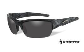 Wiley X VALOR - Kryptek Typhon / Polarized - Smoke Grey - CHVAL12