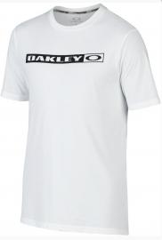 PÁNSKÉ TRIKO - OAKLEY NEW ORIGINAL TEE WHITE - 456491-100-XXL