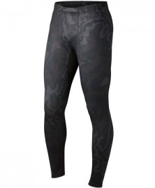 ELASTICKÉ KALHOTY - OAKLEY BASE TIGHT Blackout Topo Map - 422242-0A1-XL