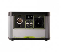 PŘENOSNÝ ZÁLOŽNÍ ZDROJ ELEKTRICKÉ ENERGIE - GOAL ZERO YETI 200X - 22080