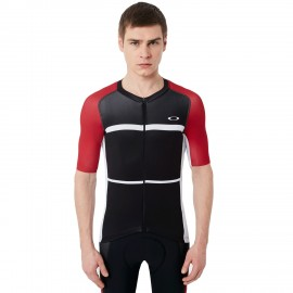 OAKLEY COLORBLOCK ROAD JERSEY Red Line - M