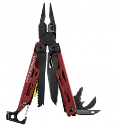 MULTITOOL - LEATHERMAN SIGNAL CRIMSON - LTG 832745