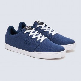 OAKLEY CANVAS FLYER SNEAKER UNIVERSAL BLUE 9.5 - 13551-6ZZ-9.5