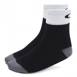 OAKLEY CYCLING REGULAR SOCK Blackout - 93268-02E-XL
