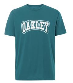 OAKLEY SPORT TEE PETROL - 457544-9PE-XL