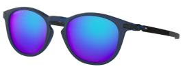 SLUNEČNÍ BRÝLE S POLARIZACÍ - OAKLEY PITCHMAN R - Matte Translucent Blue / Prizm Sapphire Polarized - OO9439-1350