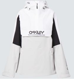 OAKLEY TNP WOMEN´S INSULATED ANORAK - WHITE GREY FOA500001-105-S