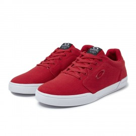 OAKLEY CANVAS FLYER SNEAKER Red Line - 9.5