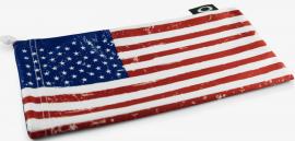 PYTLÍK NA BRÝLE - OAKLEY - USA FLAG RETAIL MICROBAG LARGE - 100-288-001