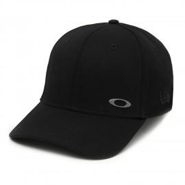 OAKLEY TINFOIL CAP Black - M/L