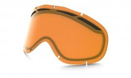 NÁHRADNÍ LYŽAŘSKÁ ČOČKA - OAKLEY Ambush Snow Goggle Accessory Lens  Persimmon - 02-164