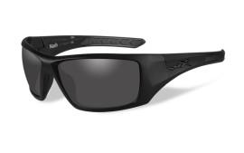 Wiley X NASH - Matte Black / Black Ops - Polarized - Smoke Grey - ACNAS08