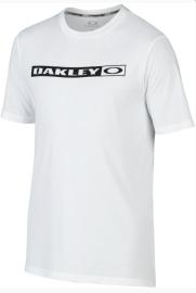 OAKLEY NEW ORIGINAL TEE WHITE - 456491-100-L