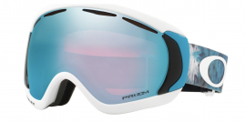 OAKLEY CANOPY TRANQUIL FLURRY POSEIDON SURF / PRIZM SAPPHIRE - OO7047-81