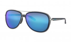 OAKLEY Split Time Navy w/ PRIZM Sapph Polar - OO4129-0758