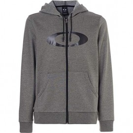 OAKLEY ELLIPSE FZ HOODIE DARK BRUSH LT HTR - 461644-88Q - XL