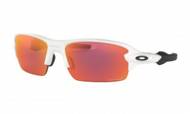 OAKLEY Flak XS Polished White / Prizm Field - OJ9005-0459