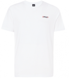 PÁNSKÉ TRIKO - OAKLEY AUTHORIZED WHITE TEE - 457582-100-XL