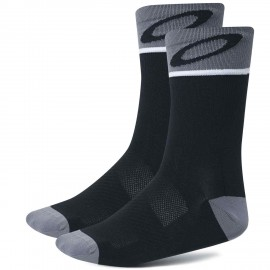 OAKLEY CYCLING SOCKS  Blackout - 93285-02E-M
