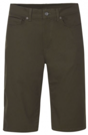 PÁNSKÉ ŠORTKY - OAKLEY 5 POCKET SHORT PANTS - DARK BRUSH - 442430-86V-38