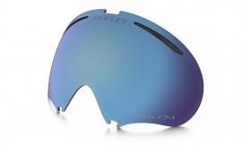 NÁHRADNÍ LYŽAŘSKÁ ČOČKA - Oakley A Frame 2.0 Replacement Lenses Prizm Snow Sapphire Iridium - 101-244-004