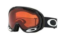 LYŽAŘSKÉ BRÝLE - Oakley A Frame 2.0 Snow Goggle Jet Black/prizm snow rose - OO7044-02