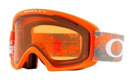 Oakley O Frame 2.0 XL Snow Goggle Arctic Fracture Orange/persimmon - OO7045-39