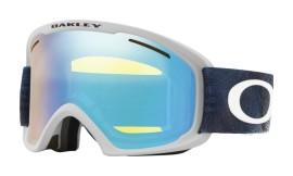Oakley O Frame 2.0 XL Snow Goggle Mystic Flow Poseidon/high intensity yellow iridium - OO7045-40