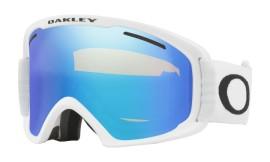 Oakley O Frame 2.0 XL Snow Goggle Matte White/violet iridium - OO7045-48