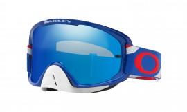 Oakley O Frame 2.0 MX Heritage Racer Goggle Dark Blue/ice iridium - OO7068-23