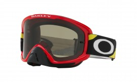 Oakley O Frame 2.0 MX Heritage Racer Goggle Bright Red/dark gray - OO7068-24