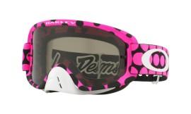 Oakley O Frame 2.0 MX Troy Lee Designs Goggle Pink/dark gray - OO7068-32
