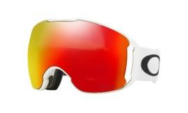 Oakley Airbrake XL Snow Goggle Polished White/prizm snow torch iridium - OO7071-08