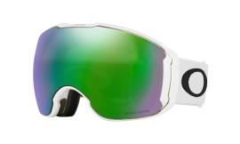 Oakley Airbrake XL Snow Goggle Polished White/prizm snow jade iridium - OO7071-09