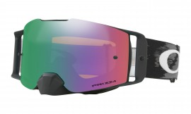 Oakley Front Line MX Goggle Matte Black/prizm mx jade iridium - OO7087-03
