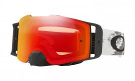 Oakley Front Line MX Goggle Matte White/prizm mx torch - OO7087-07