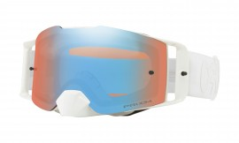 Oakley Front Line MX Goggle Factory Pilot Whiteout/prizm mx sapphire - OO7087-10