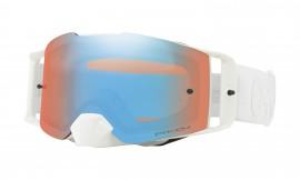 Oakley Front Line MX Goggle Factory Pilot Whiteout/prizm mx sapphire - OO7087-10
