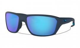 Oakley Split Shot Matte Translucent Blue/prizm sapphire polarized - OO9416-0464