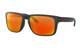 Oakley Holbrook XL Matte Black/prizm ruby - OO9417-0459